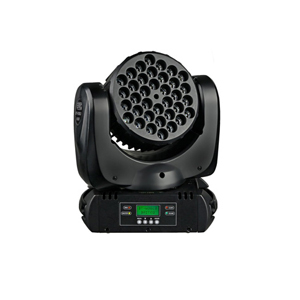 Moving Head Wash LED 36x3w RGB2