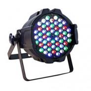 Refletor LED 54x3w rgbw